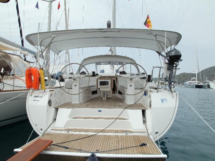 The best boat rental in Göcek, Turkey - amazing yacht charter.