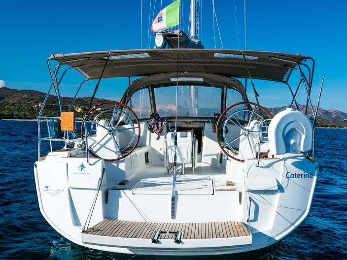 A great boat for rent - discover all Portisco, Italy, can offer aboard a sail boat.