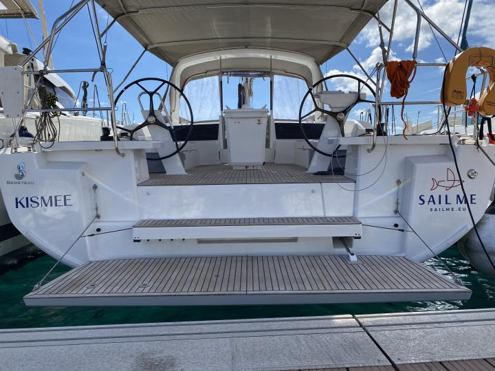 Sail yacht for rent in Ibiza, Spain