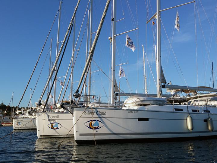 Boat for rent in Palma, Spain for up to 10 guests - the Silver Cloud yacht charter.