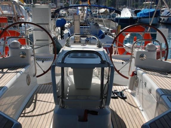 Sail on a sail boat in Napoli, Italy - the ultimate vacation trip on a yacht charter for 10 guests.
