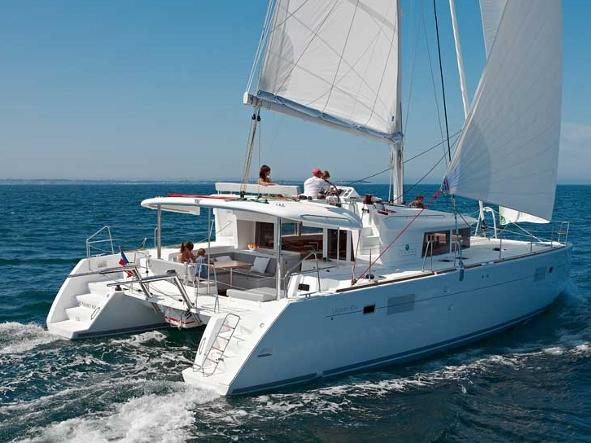 Top Catamaran boat charter in Key West, United States - rent a Catamaran for up to 8 guests.