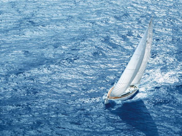 Sail around Procida, Italy on a rental sail boat - the amazing Bavaria Cruiser 51 yacht and discover sailing.