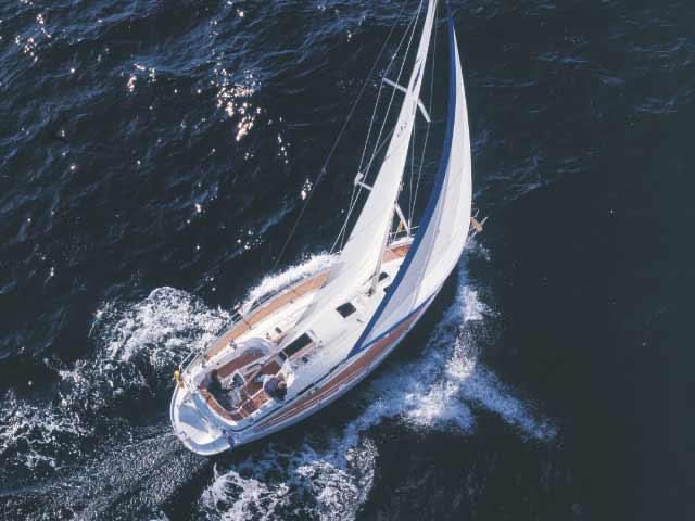 Affordable yacht charter - book a boat for rent in Trogir, Croatia.