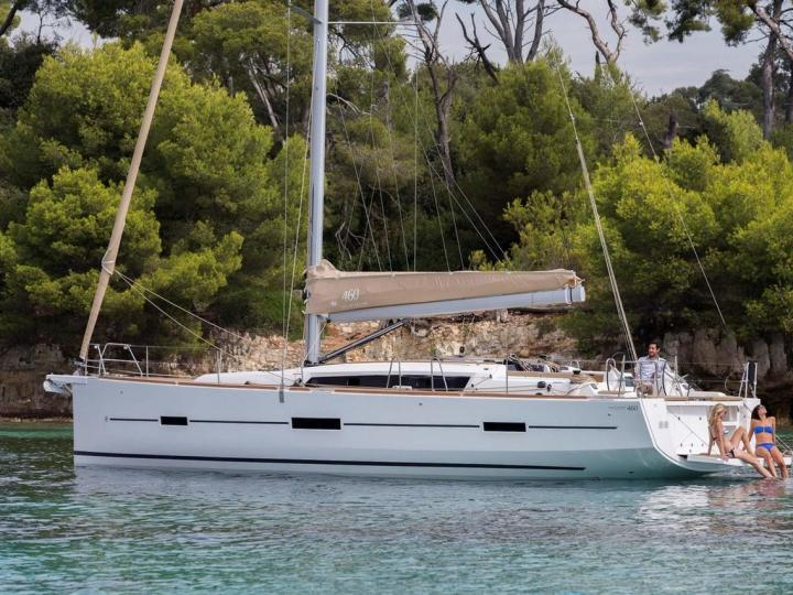 Boat rental in Kalkara, Malta for up to 10 guests - discover sailing on a sail boat.