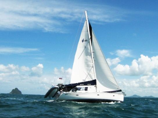 Affordable sail boat for rent in Tambon Pa Klok, Thailand.