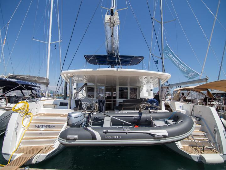 Matarma - a 52ft boat for rent in Dubrovnik, Croatia. Enjoy a great yacht charter for 12 guests.
