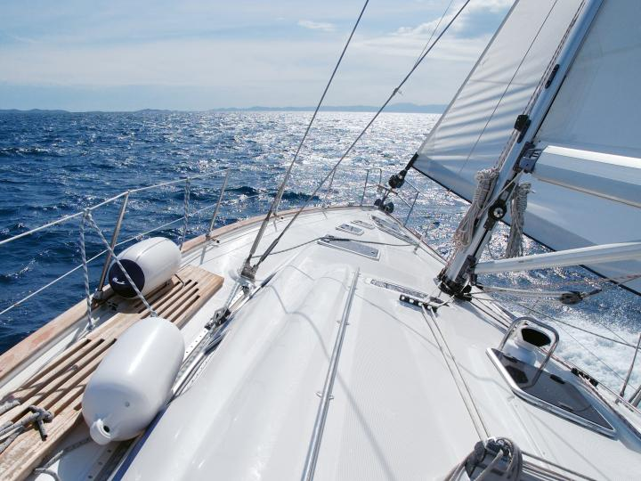 Sailing in south Croatia with Lady Butterfly