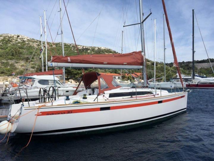Sail on a rental yacht in Split, Croatia!