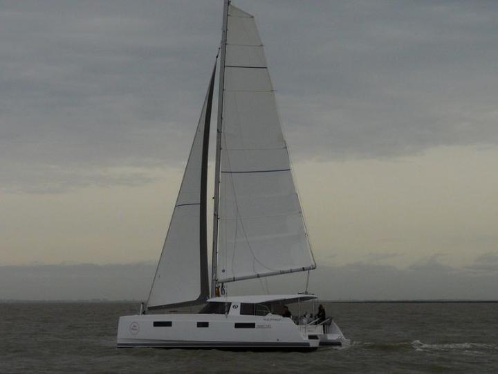 Affordable Catamaran for rent in Key West, United States.