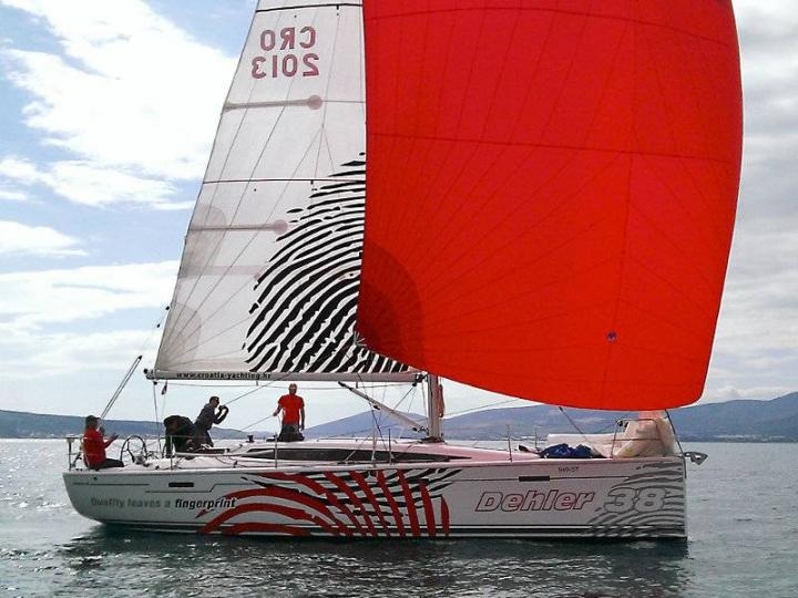Wonderful boat for rent in Split, Croatia - make your sailing dreams come true on a yacht charter.