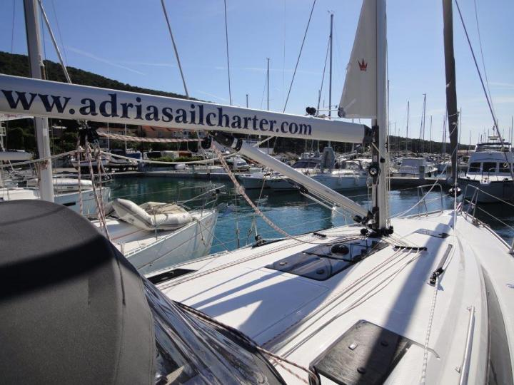 Discover Split, Croatia on a 3 cabins sail boat for rent.