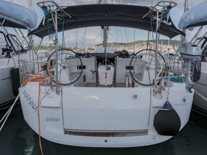A beautiful boat for rent - discover all Dalmatia, Croatia can offer aboard a yacht charter.