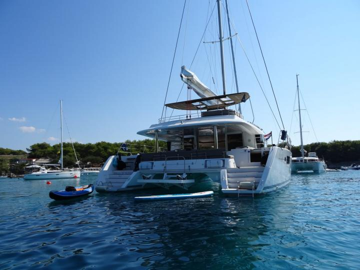 Trogir, Croatia boat rental - discover vacation on a boat for rent for up to 10 guests.