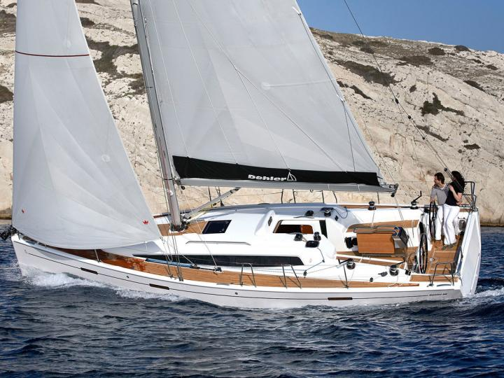 Boat for rent in Zadar, Croatia. Enjoy a yacht charter for 6 guests.