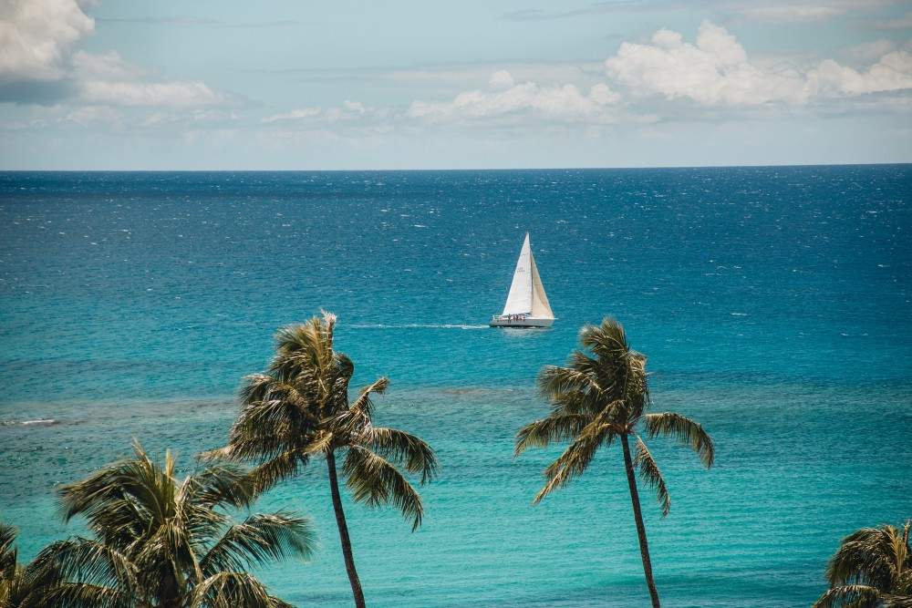 rent a yacht hawaii sailme